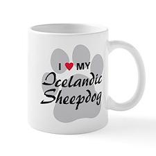 Love My Icelandic Sheepdog Mug
