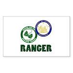 Riverside County Ranger Sticker (Rectangle 10 pk)
