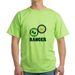 Riverside County Ranger Green T-Shirt