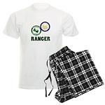 Riverside County Ranger Men's Light Pajamas