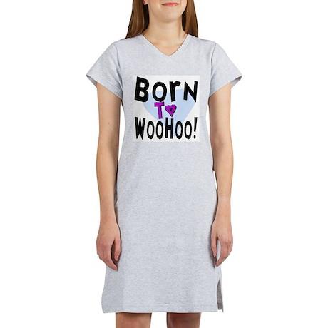 WooHoo! Women's Pink Nightshirt