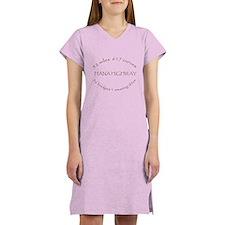 Hana Highway Road Warrior Women's Nightshirt