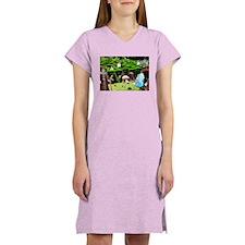 Croquet With The Queen Women's Nightshirt
