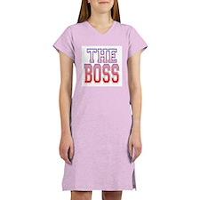 The Boss Women's Pink Nightshirt