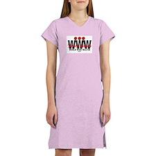 WWW Family Reunion Women's Nightshirt
