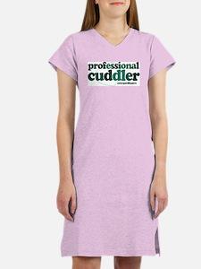 Professional Cuddler Women's Nightshirt