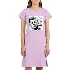 Cute John f. kennedy Women's Nightshirt