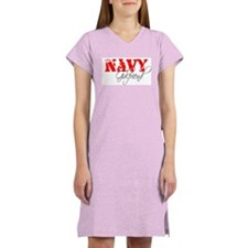 NAVY girlfriend Women's Nightshirt