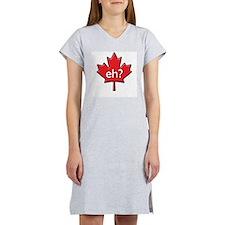 Canada, eh? Women's Nightshirt