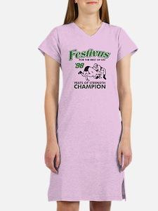 Castanza Festivus Seinfeld Women's Nightshirt