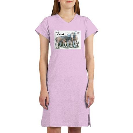 Got Sheep Women's Nightshirt