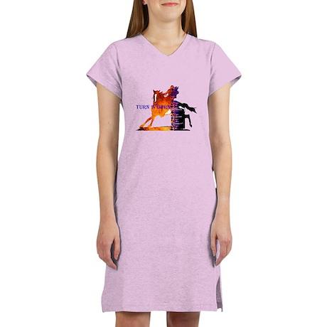 TNB Paint/Pinto Women's Nightshirt