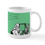 Obsolete Electronic Gadget Mug