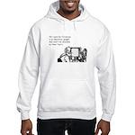 Obsolete Electronic Gadget Hooded Sweatshirt