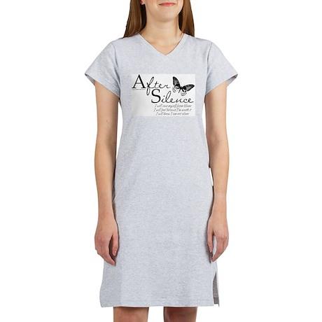 I Will Save Myself Women's Nightshirt