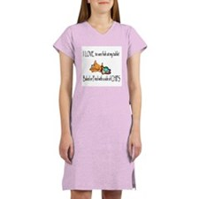Baked or Fried Women's Nightshirt