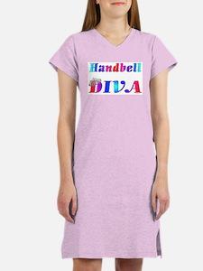 Handbell Diva Women's Nightshirt