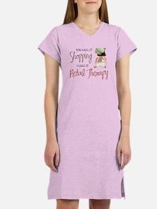 Retail Therapy Women's Nightshirt