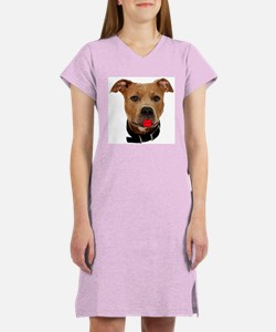 Palin Pit Bull Women's Nightshirt