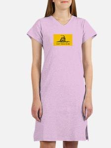 Gadsden Dont Tread Women's Nightshirt