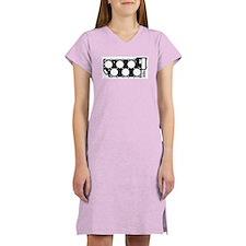 VR6 Gasket Women's Nightshirt