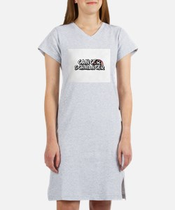 Cancer Schmancer Women's Nightshirt