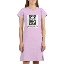 Go with Florence Nightingale! Women's Nightshirt