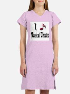 Love Musical Theatre Women's Nightshirt