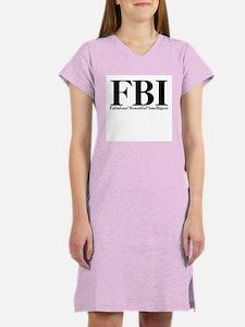 FBI Women's Nightshirt