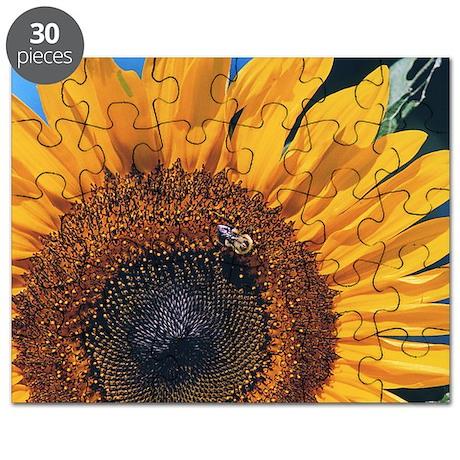 Puzzle - Sunflower