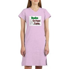 I Love Books Women's Nightshirt