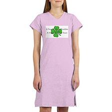 Irish Freckles Women's Nightshirt