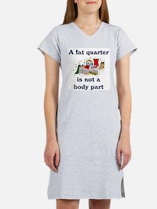 Seamstress Women's Nightshirt