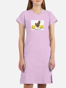 Mother Hen Women's Nightshirt