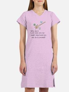 Magic Wand Women's Nightshirt