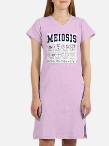 Meiosis Women's Nightshirt