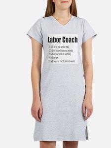 Labor Coach Women's Nightshirt