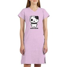 Spike Pit Bull Women's Nightshirt