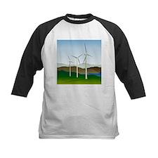 Wind Turbine Generator Tee