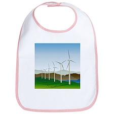 Wind Turbine Generator Bib