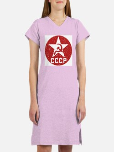 CCCP Women's Pink Nightshirt