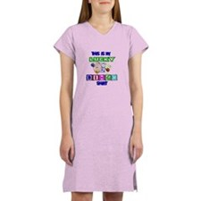 Lucky Bingo Women's Nightshirt