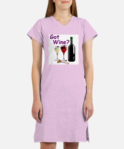 Got Wine? Women's Nightshirt