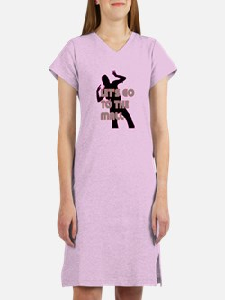 Robin Sparkles Women's Nightshirt