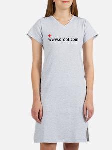 Cute Dot Women's Nightshirt
