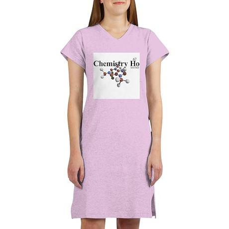 Chemistry Ho Women's Pink Nightshirt