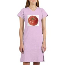 A Tomato On Your Women's Nightshirt