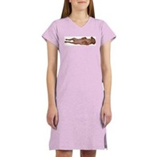 Vizsla Women's Nightshirt