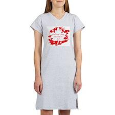 Canadian Girl Women's Nightshirt