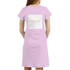 Daddy's Girl Forever Women's Nightshirt